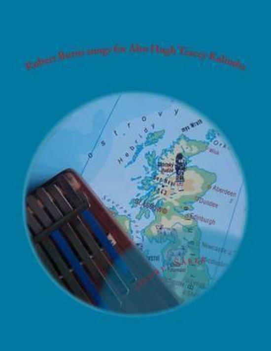Boek cover Robert Burns Songs for Alto Hugh Tracey Kalimba van Ondrej Sarek (Paperback)