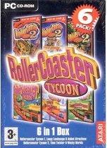 Rollercoaster Tycoon 6 Pack - Windows