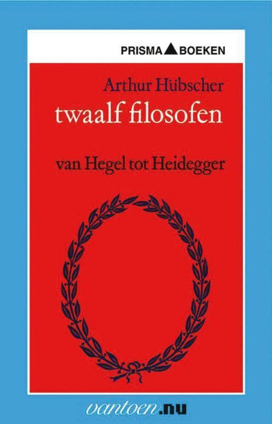 Vantoen.nu - Twaalf filosofen - A. HÜBscher |