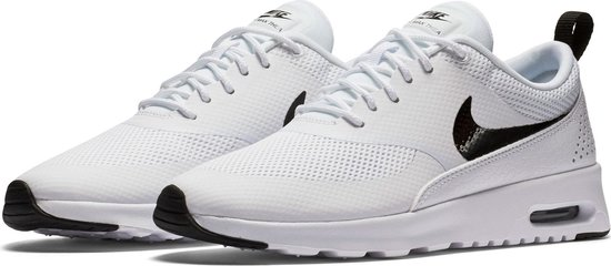 Nike Air Max Thea Sneakers Dames - wit/zwart - Maat 40