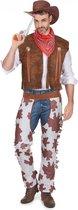 """""""Cowboy kostuum voor mannen - Verkleedkleding - Large"""""""