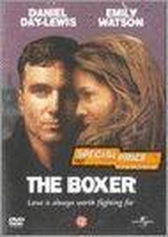 Cover van de film 'Boxer'