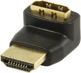 Valueline Compacte HDMI adapter - 90° haaks naar boven - versie 1.4 (4K 30Hz)