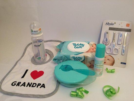 Beste bol.com | Luxe baby geschenkpakket. Het perfecte babyshower cadeau BX-52