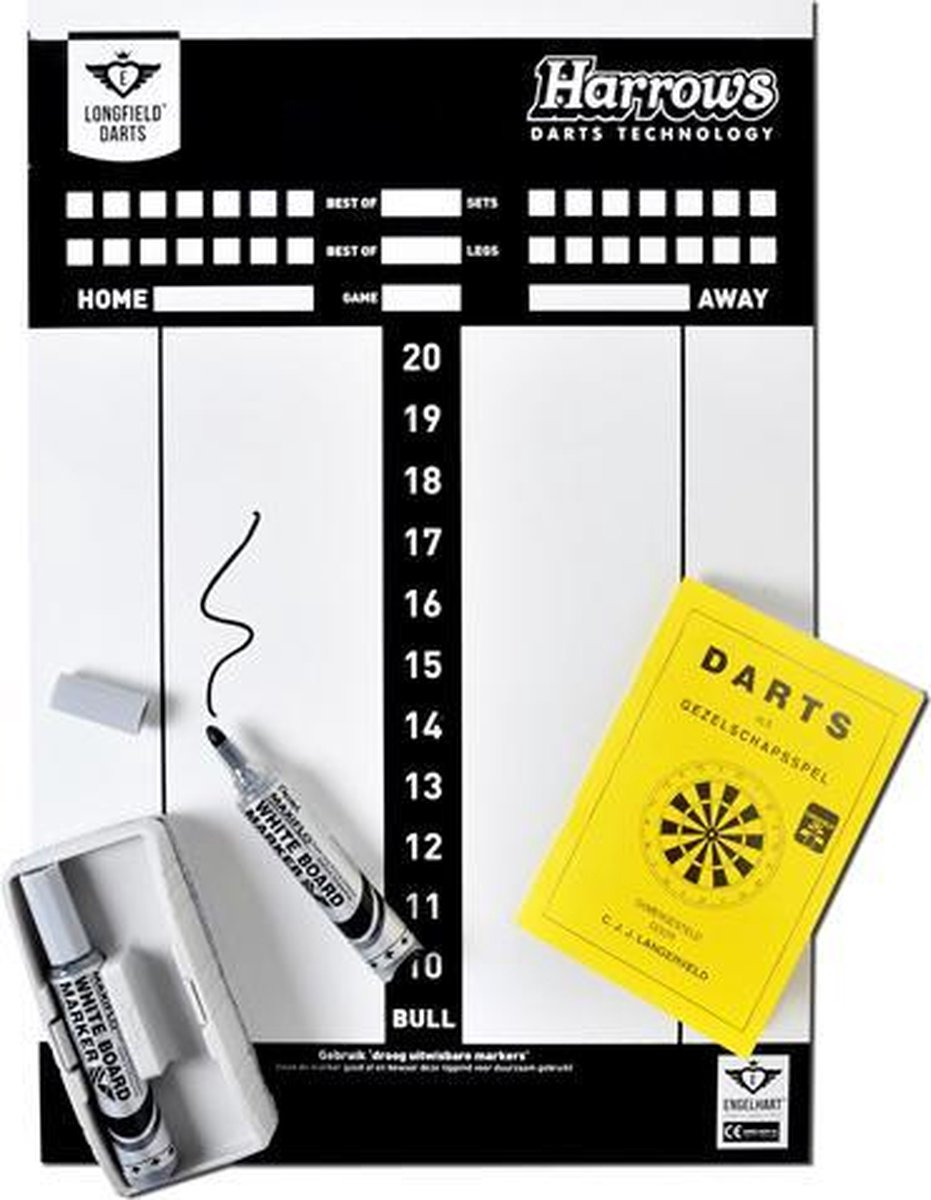 Scorebord Set Darten
