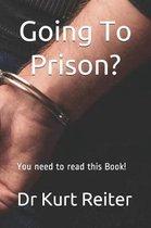 Boek cover Going To Prison? van Kurt Reiter