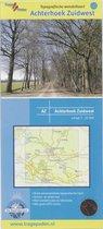Trage Paden AZ - Topografische Wandelkaart Achterhoek Zuidwest