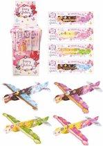 48 STUKS   Fighter Gliders - Model: Fairy's in Display (Uitdeelcadeautjes)