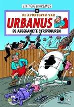 Urbanus 158. de afgedankte stripfiguren