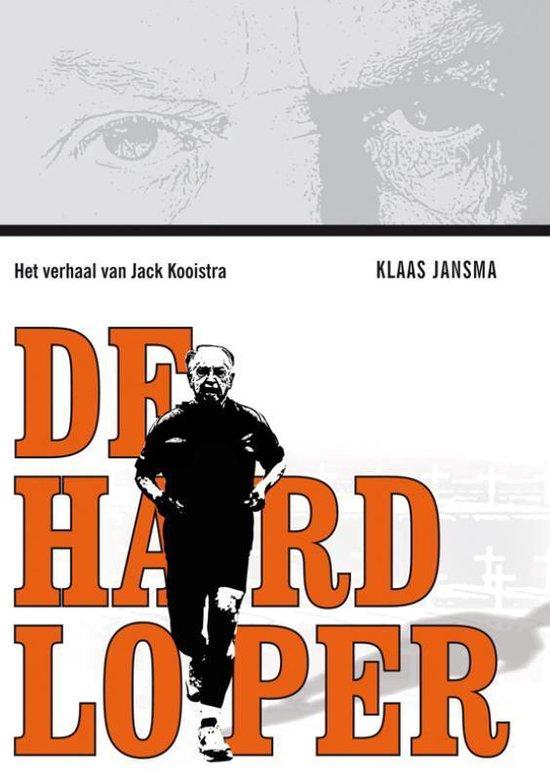 Boek cover De hardloper van Klaas Jansma (Paperback)