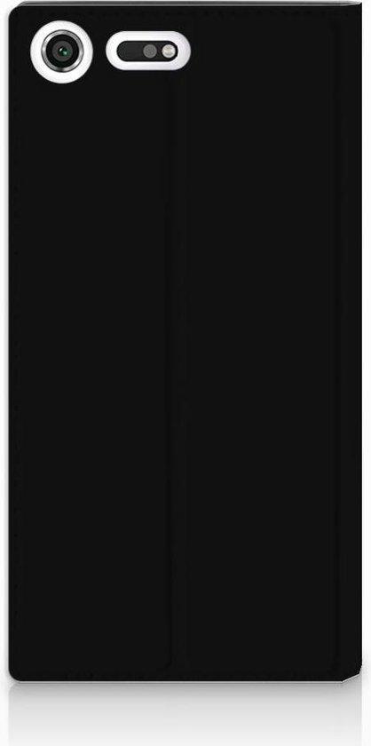 Sony Xperia XZ Premium Standcase Hoesje Boho Text