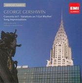 George Gershwin: Concerto in F; Variations on 'I Got Rhythm'; Song Improvisations