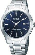 Lorus RH997BX9 - Horloge - 40 mm - Zilverkleurig