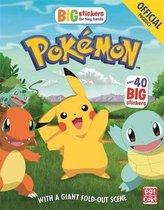 Boek cover The Official Pokemon Big Stickers for Tiny Hands van Pokémon