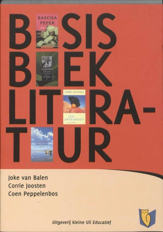 Afbeelding van Basisboek literatuur