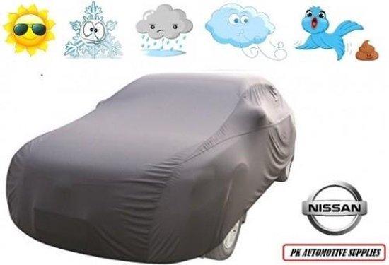 Autohoes Grijs Nissan Micra 1992-2003