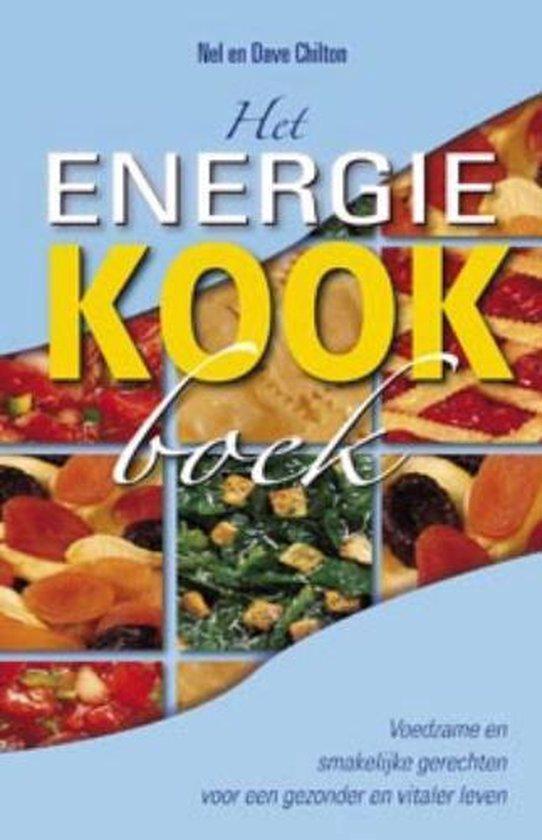 Cover van het boek 'Het Energie Kookboek'