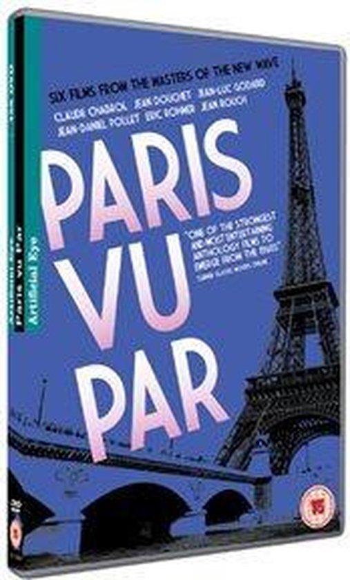 Cover van de film 'Paris Vu Par'