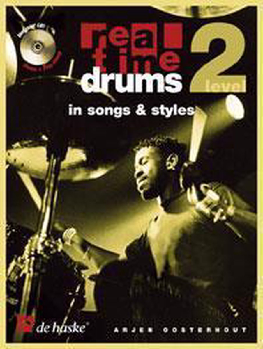 Real Time Drums in Songs & Styles (NL) - Arjen Oosterhout