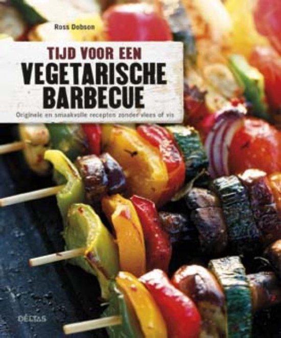 Tijd voor een vegetarische barbecue - Ross Dobson |