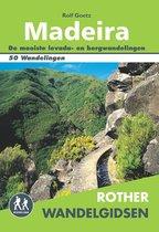 Afbeelding van Rother Wandelgidsen - Madeira