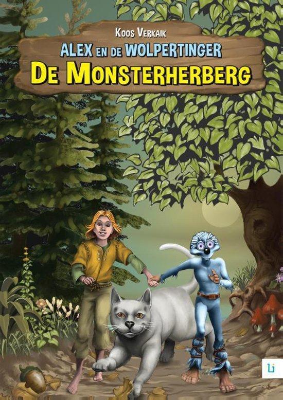Alex en de Wolpertinger 1 De Monsterherberg
