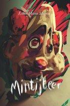 Boek cover Mintijteer van Esther Maria Magnis (Hardcover)