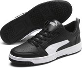 PUMA Rebound LayUp Lo SL Unisex Sneakers - Black/White/High Rise - Maat 42