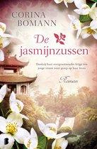 Boek cover De jasmijnzussen van Corina Bomann