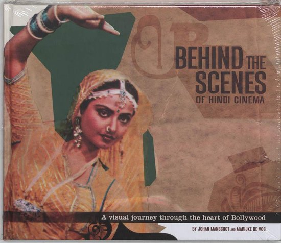 Cover van het boek 'Behind the scenes of Hindi Cinema'