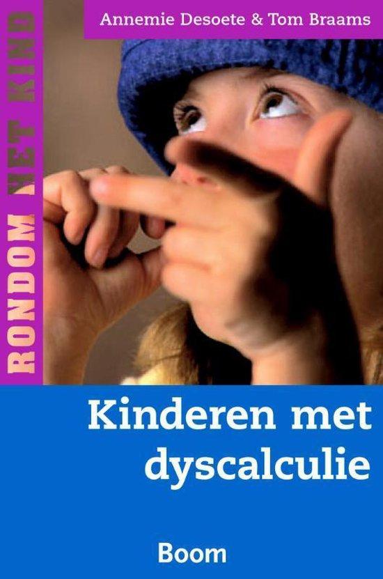 Cover van het boek 'Kinderen met dyscalculie'
