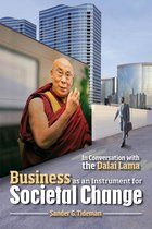 Afbeelding van Business as an Instrument for Societal Change: In Conversation with the Dalai Lama