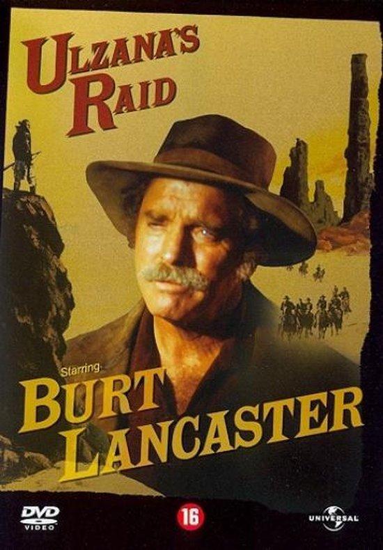 Cover van de film 'Ulzana's Raid'