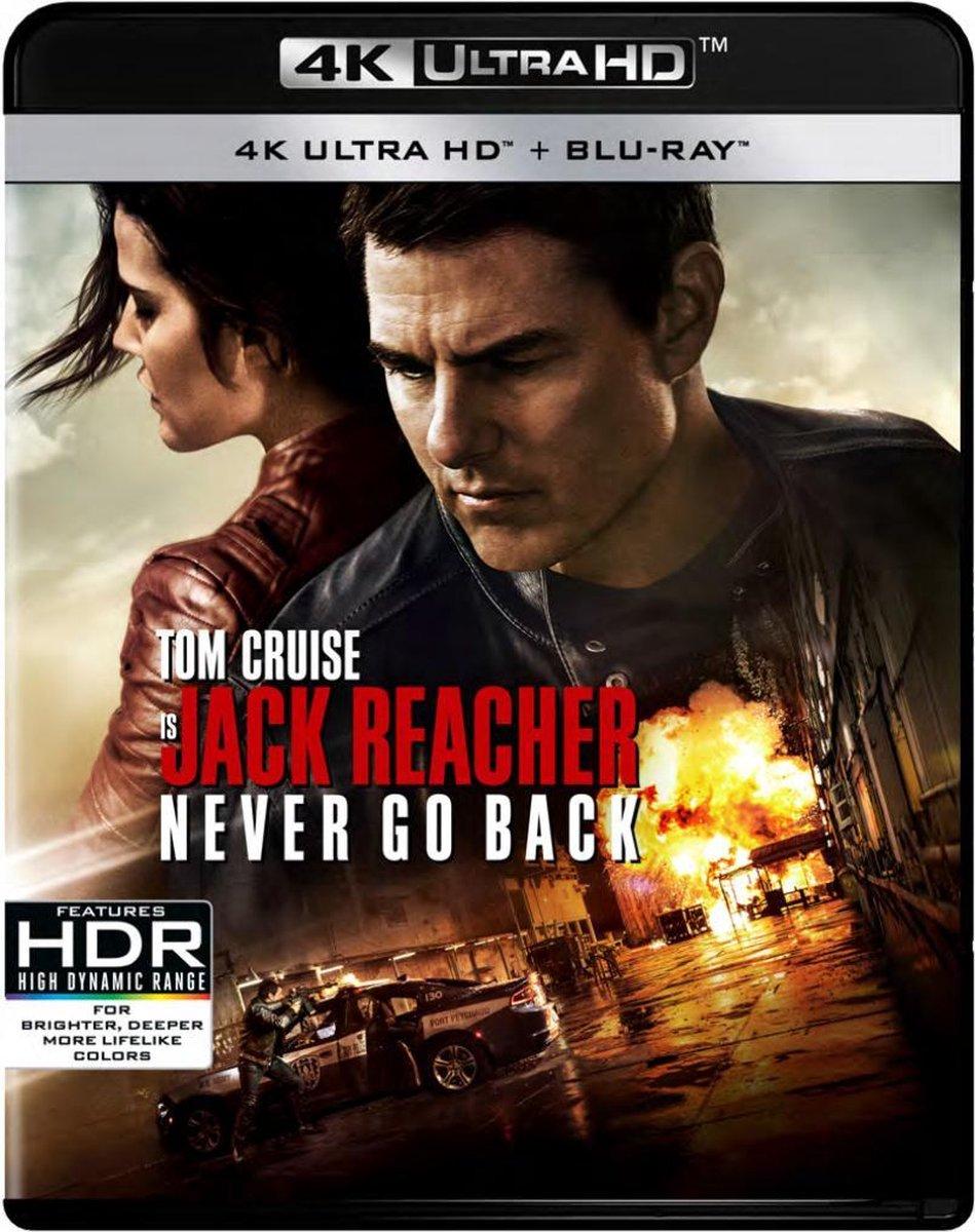 Jack Reacher: Never Go Back (4K Ultra HD Blu-ray)-