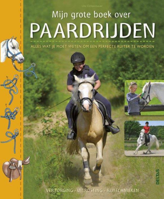 Mijn grote boek over paardrijden - Ute Ochsenbauer |
