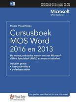 Cursusboek MOS Word 2013 Basis