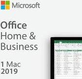 Office 2019 Mac Home & Business - eenmalige aankoop
