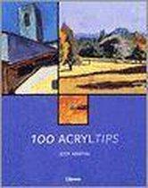 100 acryltips