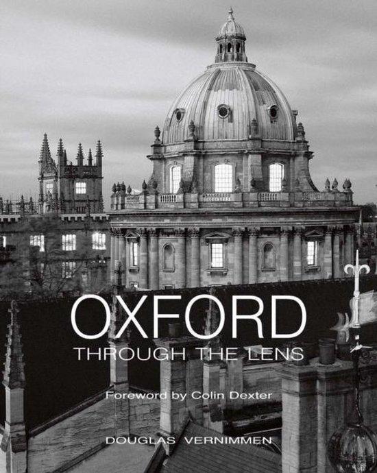 Omslag van Oxford through the Lens