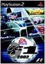 Formula 1 2002 + Dvd Seizoen 2001