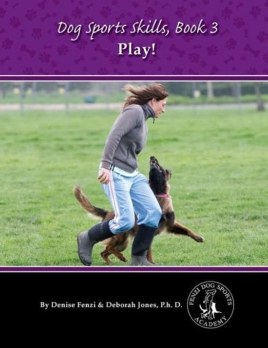 Boek cover Dog Sports Skills van Denise Fenzi (Paperback)