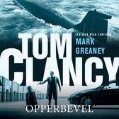 Omslag Jack Ryan - Tom Clancy Opperbevel