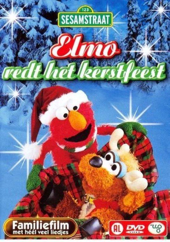 Sesamstraat-Elmo Redt Het Kerstfeest