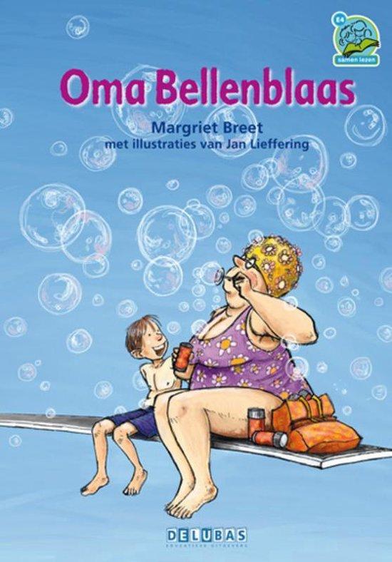 Samenleesboeken - Oma bellenblaas - Margriet Breet |