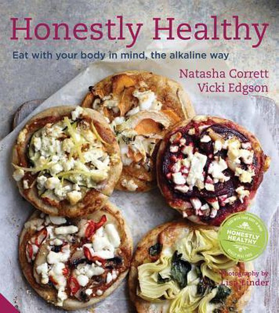 Boek cover Honestly Healthy van Natasha Corrett (Hardcover)