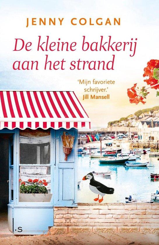 Boek cover De kleine bakkerij aan het strand van Jenny Colgan (Onbekend)