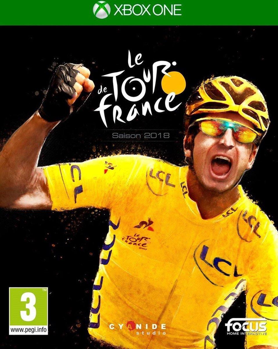 Tour de France 2018 -  Xbox One - Focus Home Interactive