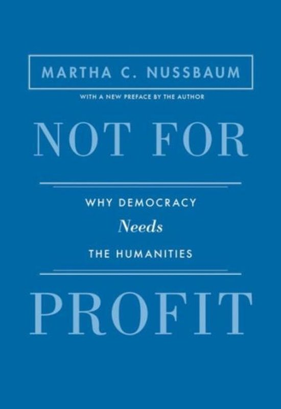 Omslag van Not for Profit