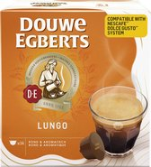 Douwe Egberts Lungo Koffiecups - 3 x 14 cups