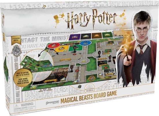 Harry Potter Magical Beasts bordspel